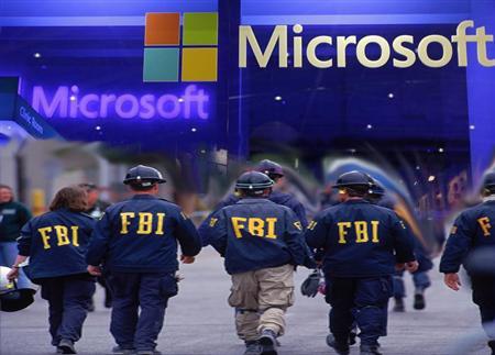 Documentos supostamente mostram quanto a Microsoft cobra para fornecer dados de usuários ao FBI