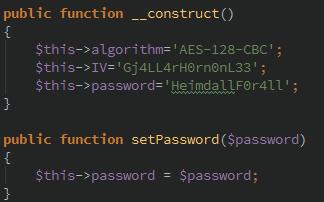parametersforcryptography