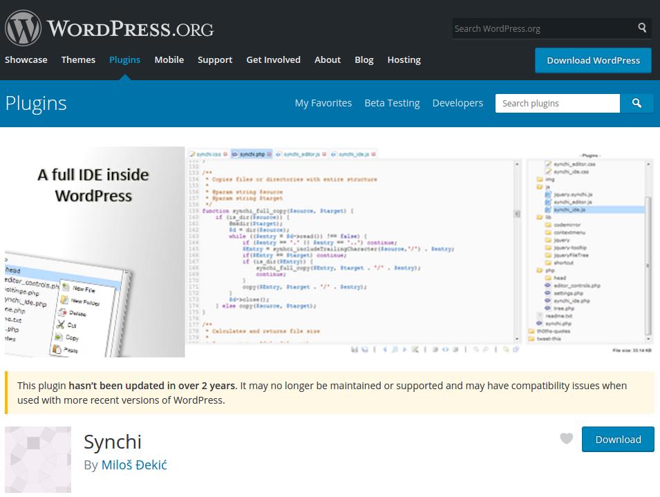 Plugin Synchi 5.1 – Arbitrary File Deletion – Unlink