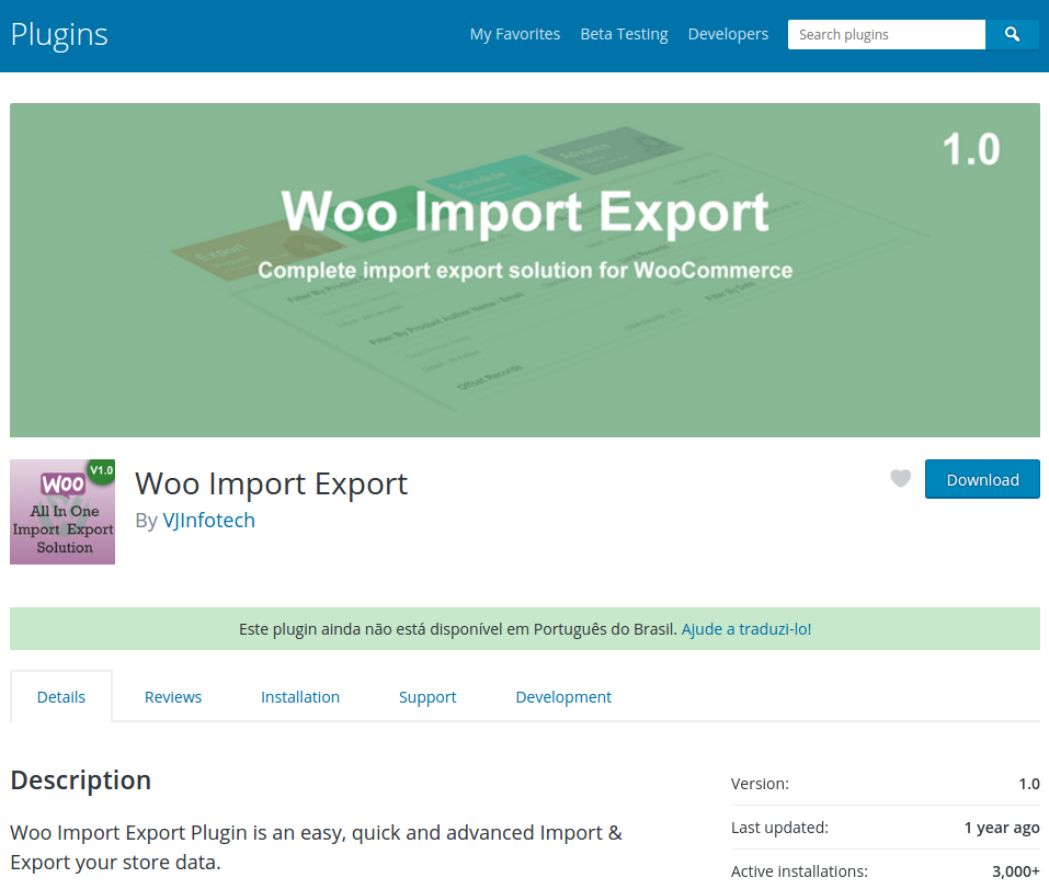 Plugin Woo Import Export 1.0 Arbitrary File Deletion – Unlink